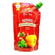 Кетчуп Цин-Каз Болгарский м/у 250 гр