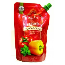 Кетчуп Цин-Каз Болгарский м/у 350 гр