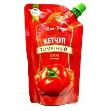 Кетчуп Цин-Каз Томатный м/у 250 гр