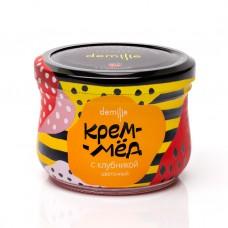 Крем-мёд DEMILIE с клубникой