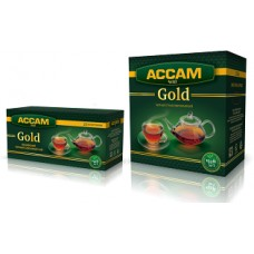 Чай Ассам GOLD пакетированный, 2 гр. х 25 шт.