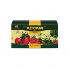 Чай Ассам фруктовый пакетированный клубника, 1,8 гр. х 25 шт.