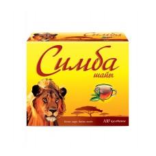 Чай Симба пакетированный, 1,8 гр. х 100 шт.
