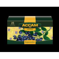 Чай Ассам фруктовый пакетированный черника, 1,8 гр. х 25 шт.