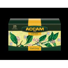 Чай Ассам фруктовый пакетированный эрл грей, 1,8 гр. х 25 шт.