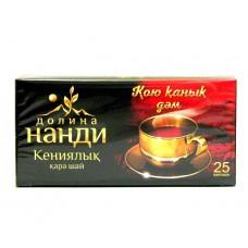 Чай Долина Нанди Gold кенийский пакетированный, 1,8 гр. х 25 шт.