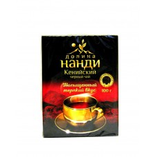 Чай Долина Нанди Gold кенийский гранулированный 100 гр