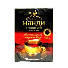 Чай Долина Нанди Gold кенийский гранулированный 250 гр